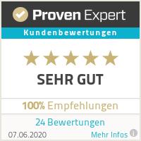 HAIDAon auf ProvenExpert